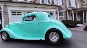 sold 1934 chevy 3 window coupe for sale 355 bow tie small block