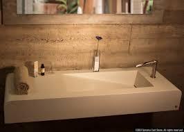 bathroom sink with side faucet vessel sink faucet placement how to install a vessel sink faucet