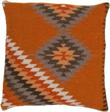 Area Rugs Orange Accent Pillows Kilim Accent Pillow Burnt Orange Area Rugs