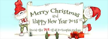 merry and happy new year 2013 special offer 25 all