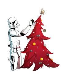 merry star wars christmas kilowhat deviantart