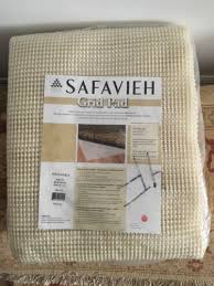 Safavieh Rug Pad Rug Pads And Accessories 36956 Safavieh Grid Non Slip Rug Pad