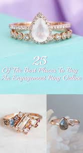 best places to buy engagement rings 25 of the best places to buy an engagement ring