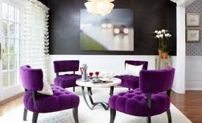 purple dining room ideas dining room decor archives decor8 ideas