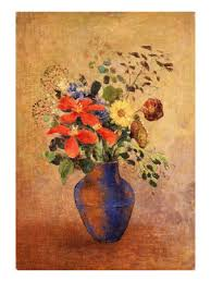 The Blue Vase In Blue 1925 Giclee Print By Wassily Kandinsky At Art Com