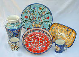 painted pottery artistic expressions