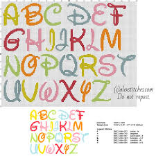 11 best free cross stitch patterns alphabet images on pinterest
