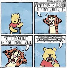 Sweet Jesus Meme Generator - sweet jesus pooh imgflip