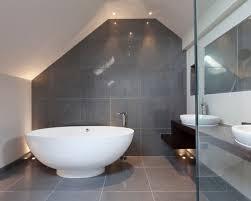 Houzz Photos Bathroom Gray Tile Bathroom Houzz