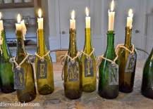 Wine Bottles With Lights 8 Ways To Wow Your Friends With Recycled Wine Bottles