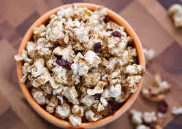 food blogga thanksgiving popcorn