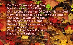 thanksgiving messages how to write in a card