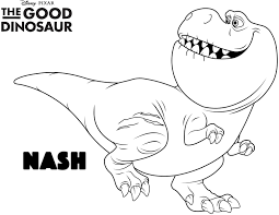 the good dinosaur coloring pages getcoloringpages com