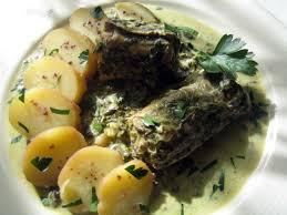 cuisiner l anguille anguille au vert recettes poissons coquillages crustaces