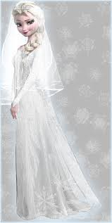 elsa wedding dress elsa s wedding dress by farfallargentata on deviantart