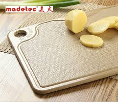 ceramic cutting boards rice husk eco friendly antibiotic cutting board chopping board