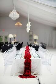 and white wedding modern black and white reception tables oracle imaging