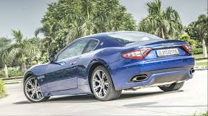 maserati granturismo sport black bbc topgear magazine india car reviews review maserati