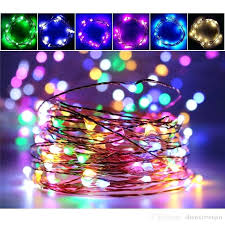 custom length christmas light strings custom length outdoor string lights decorations led holiday style