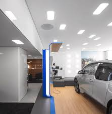 bmw dealership interior gallery of bmw i city sales outlet atelier central arquitectos 3