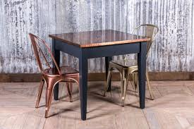 Tolix Dining Chairs Tolix Style Dining Chairs In Gun Metal Vintage