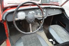 Triumph Tr3 Interior 1959 Triumph Tr3 For Sale