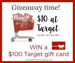 win a gift card 100 giveaway enter to win 100 from the hosts of the 10 at target