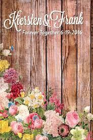 wedding backdrop outlet c082 custom rustic wedding shower backdrop floral flower