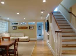 Laminate Flooring For Basement Interior Basement Ideas Mixed With Laminate Floor And Ceiling