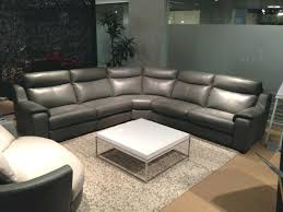 modern tufted leather sofa htl furniture portland oregon key home
