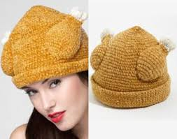 turkey hat knit turkey hat photos bad gifts ny daily news