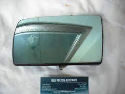 mercedes c class wing mirror mercedes w202 c class electric heated door mirror glass n s left