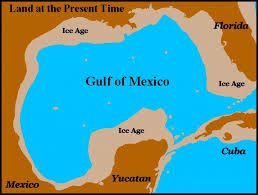 Map Of Gulf Of Mexico Origins Of The Maya Peoples People Of One Fire