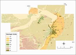 Missouri Illinois Map by St Louis Area Earthquake Hazards Mapping Project Seismic And