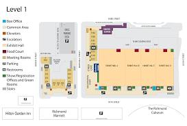 La Convention Center Floor Plan Ipac15 Jefferson Lab International Particle Accelerator
