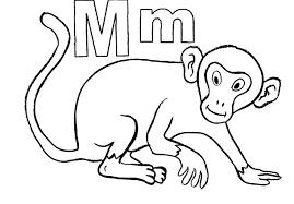 letter m alphabet adventure