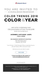 color trends 2018 color of the year aia houston
