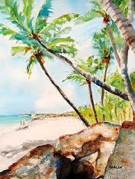 best 25 beach watercolor ideas on pinterest watercolor art