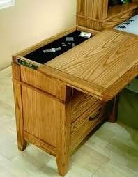 Secret Compartments In Wooden Japanese - compartimiento secreto en la mesita de noche muy buena idea
