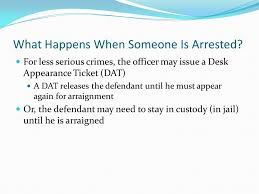 desk appearance ticket nyc this guide simplifies the arrest to sentence process in new york