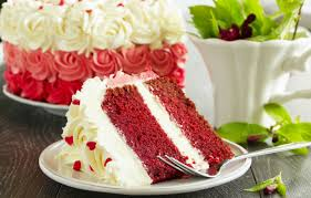 red velvet cake is red for all the wrong reasons