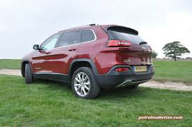 all new jeep cherokee u2013 first impressions 30 minutes petroleum