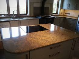 Slate Kitchen Countertops Granite Countertop Mission Cabinet Pulls Slate Tile Walls Zinc