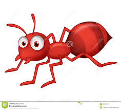 animated cute ant