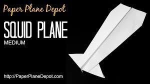 100 how do make a paper plane lightning papercraft