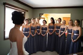 Light Gray Bridesmaid Dress Charcoal Gray Bridesmaid Dresses With A Light Pink Sash
