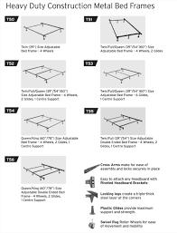 Universal Metal Bed Frame Adjustable Metal Bed Frame Bed Frame Katalog