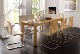 Esszimmer Terreich Essgruppe Esstischgruppe Tisch Stühle Set Esszimmer Kernbuche