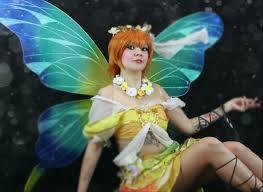 free stock photo of cosplay fairy magic
