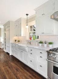 white galley kitchen ideas best white galley kitchen